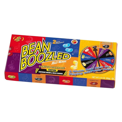 Bean Boozled Jelly Belly Game
