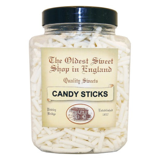 Candy Sticks Jar