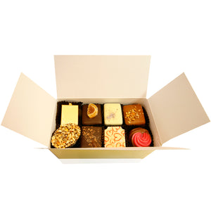 Handmade Chocolate Box Selection