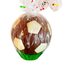 Load image into Gallery viewer, Giant Chocolate Football