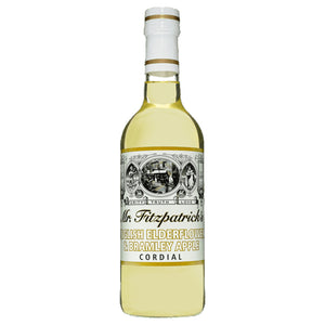 Elderflower & Bramley Apple Cordial