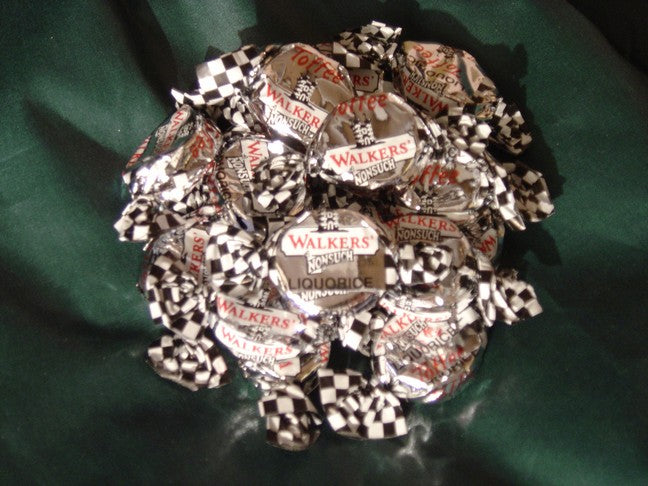Liquorice Toffee Bag