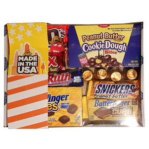 American 'Nuts about Peanut Butter' Hamper
