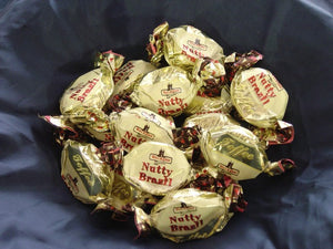Nutty Brazil Toffee (Walkers nonsuch toffee)