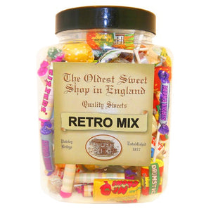 Retro Sweets Jar