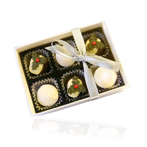 Christmas Chocolates - Rum & Champagne - Small