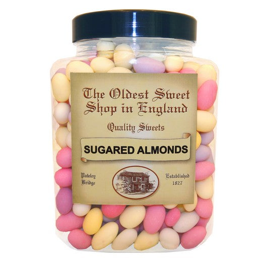 Sugared Almond Jar