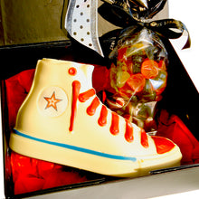 Load image into Gallery viewer, Dads Shoe Box - Belgian White Chocolate