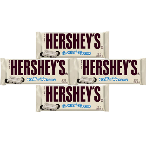 Hershey's Bar - White Chocolate with Cookies 'n' Creme