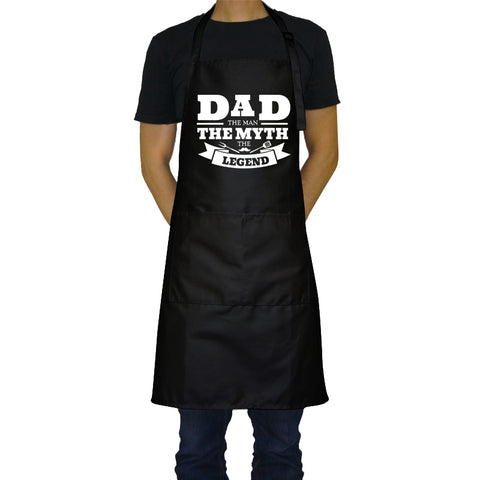 The Man, The Myth, The Legend - Funny Aprons