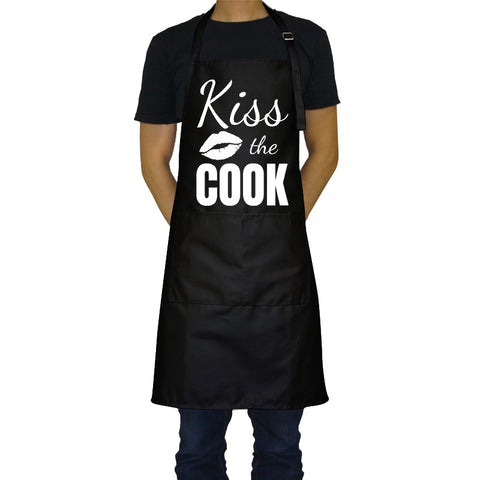 Kiss the Cook - Funny Aprons