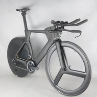 SERAPH Carbon Fiber Complete Time Trial Bike With DI2 R8060 Groupset