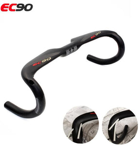 EC90 Full Carbon Bicycle Handlebar Road Bars UD Matt Carbon