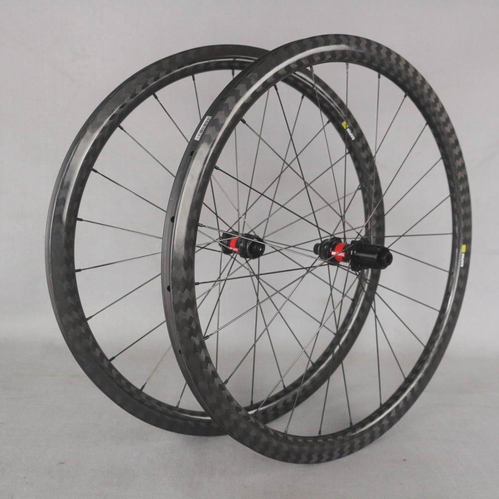 2021 SERAPH New Carbon road Wheelset DT swiss
