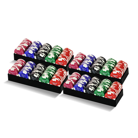 casino chip trays