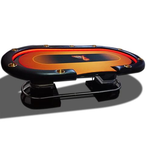 luxury poker table