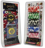 100 chips poker set