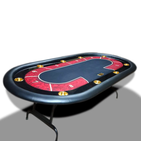 foldable poker table