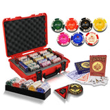 best 300 poker chips set online
