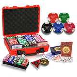 400 poker chips set