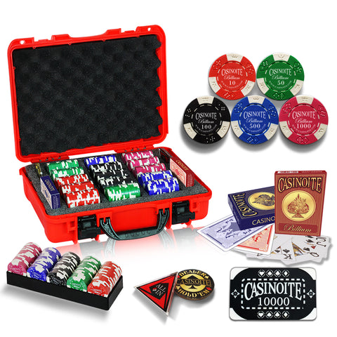 poker chips set online