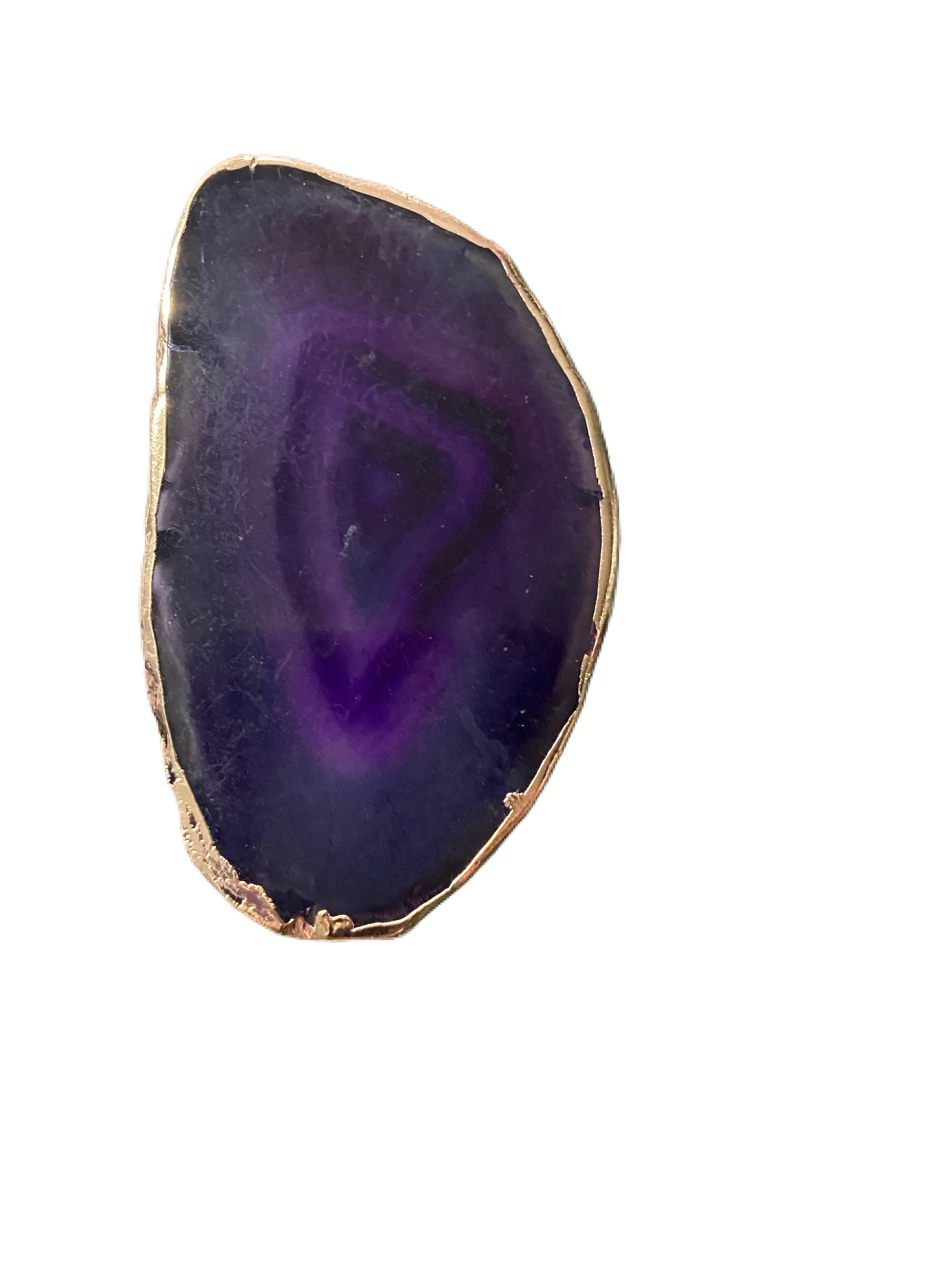 Druzy Stone pop socket