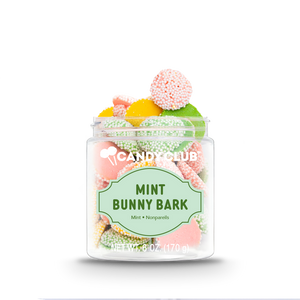 Mint Bunny Bark *SPRING COLLECTION*