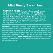 Load image into Gallery viewer, Mint Bunny Bark *SPRING COLLECTION*