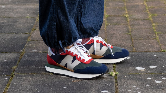 First drop from New Balance is here; the 237!