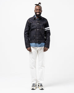1105SP-3 15.7 oz Type I Denim Jacket - Meadow of Malmö