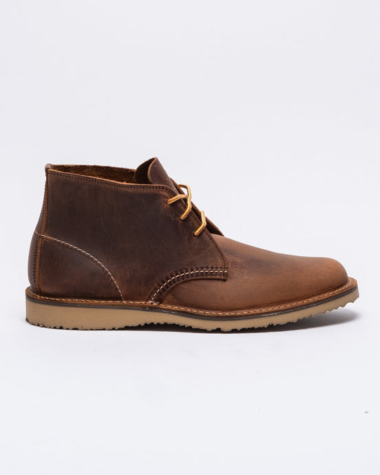 3322 Weekender Chukka Copper Rough & Tough - Meadow of Malmö