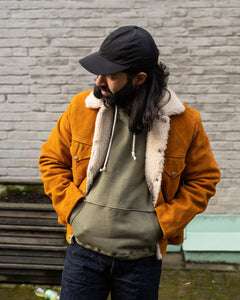 3rd Type Suede Ranch Jacket - Meadow