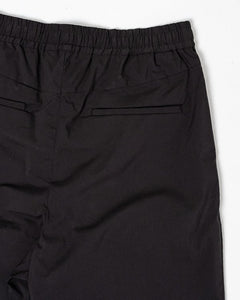 Comfort Wide Easy Trousers Black