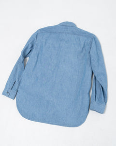 Vintage Fit Work Shirt Used Chambray