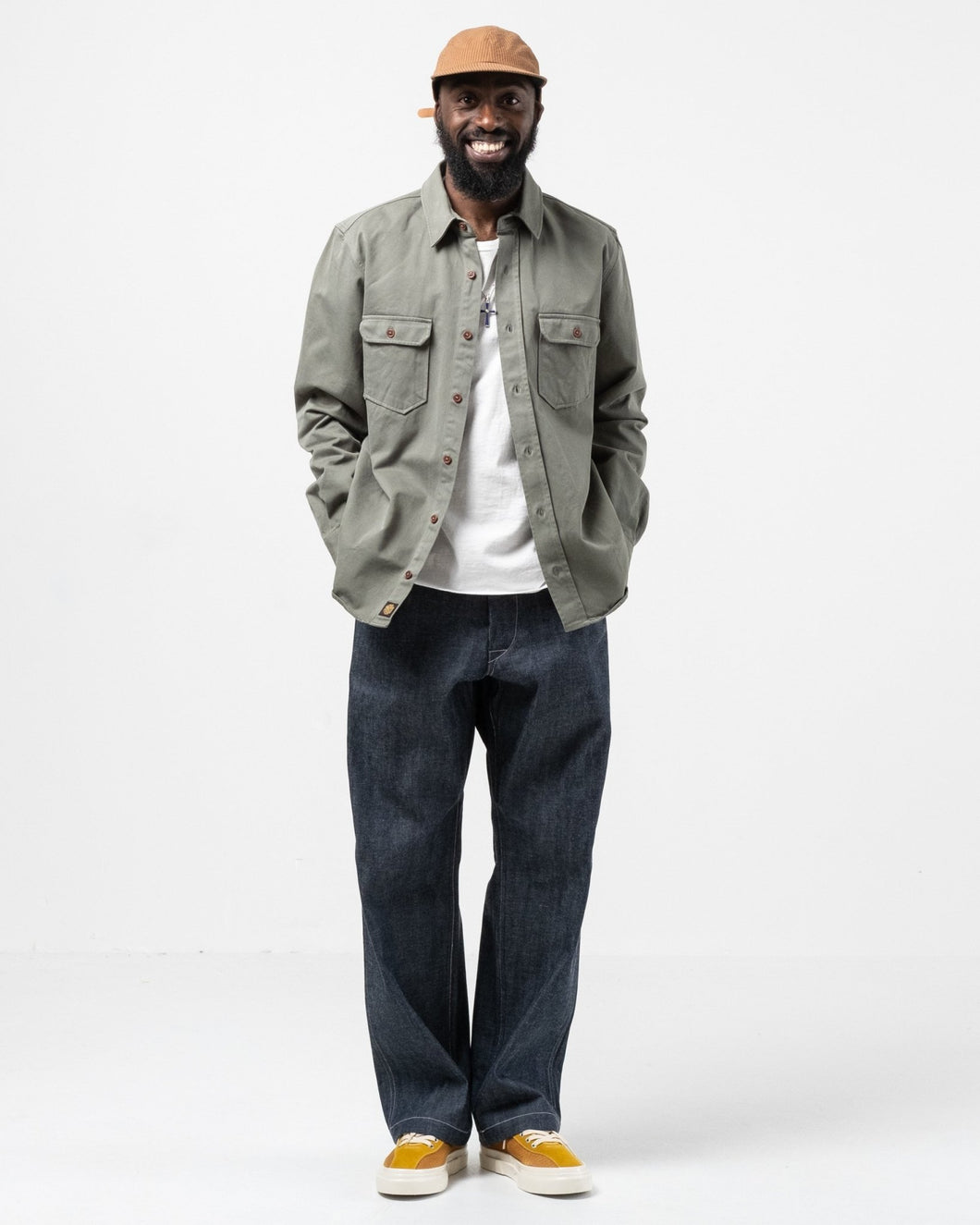Alamo Cotton Twill Dry Sage - Meadow