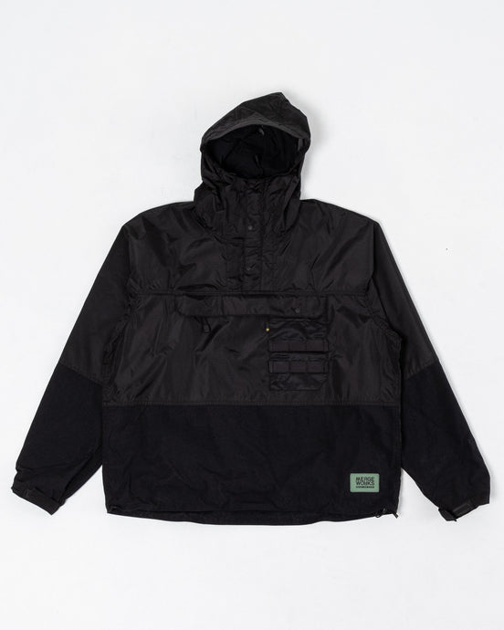 Anorak Jacket Black - Meadow