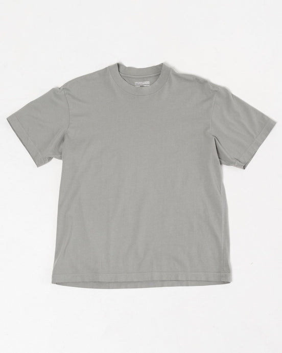 Athens T-Shirt Steel Grey - Meadow
