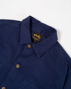 Box Jacket Navy OD Natural - Meadow
