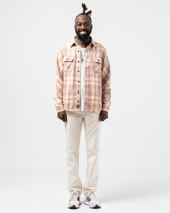 Bryson Check Flannel Sun-Fade Check - Meadow