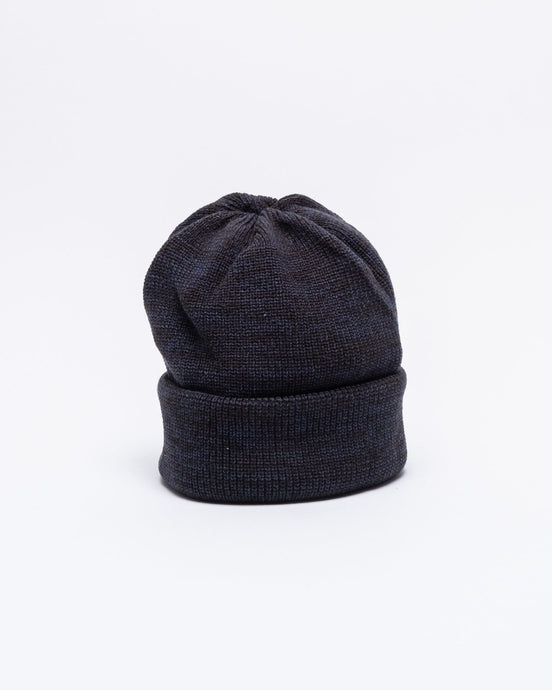 Bulky Watch Cap Charcoal/Blue - Meadow of Malmö