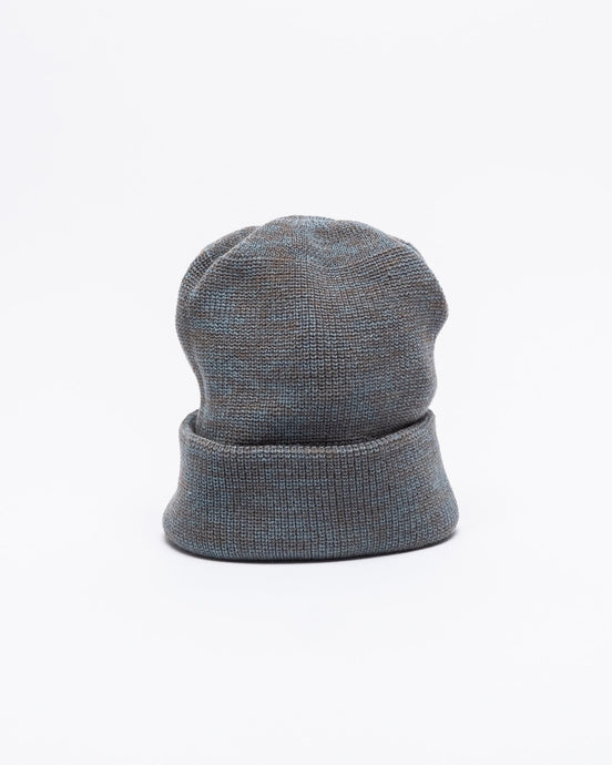 Bulky Watch Cap L.Blue/Mocha - Meadow of Malmö