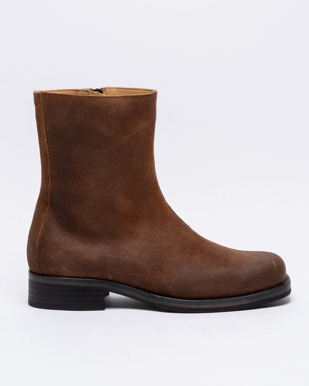 Camion Boot Toffee Brown Leather - Meadow