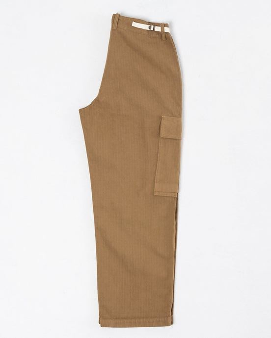 Cargo Pants Drab Khaki - Meadow