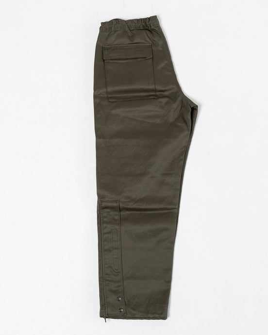 CBR Pants Olive Twill - Meadow of Malmö