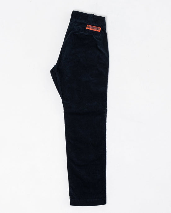 Day Trousers Navy Corduroy - Meadow