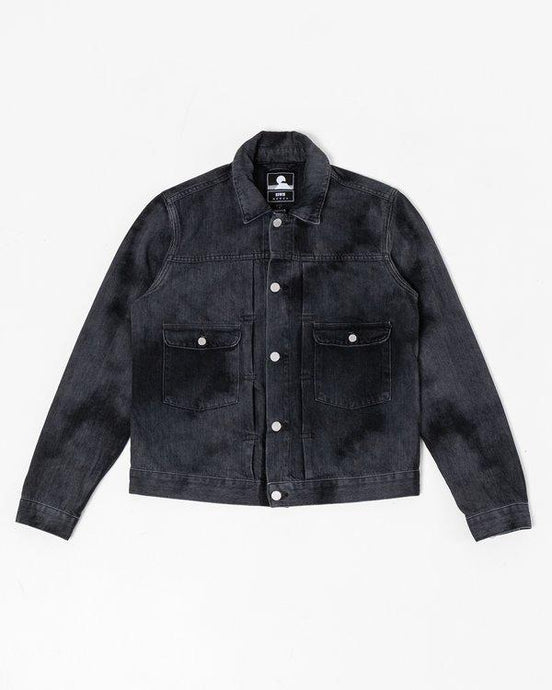 E-Classic Jacket Kingston Black 12 Oz - Meadow of Malmö