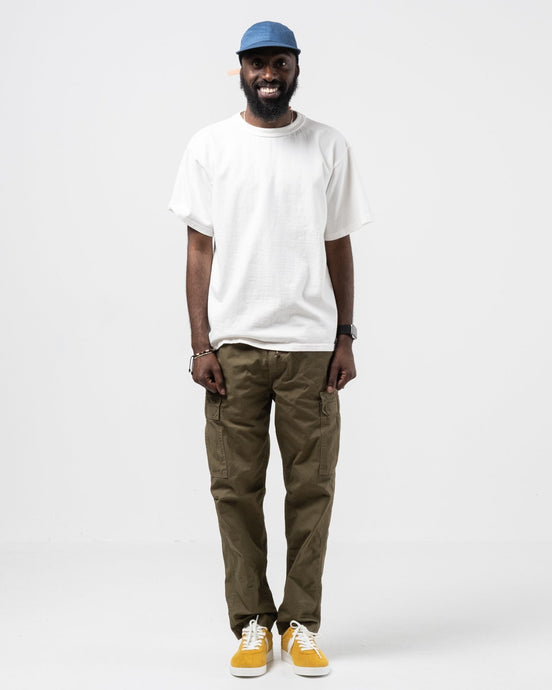 Easy Cargo Pants Army - Meadow