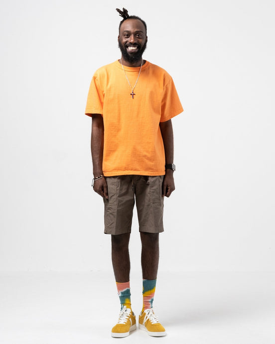 Easy Cargo Shorts Greige - Meadow