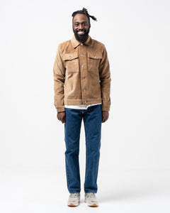 Eric Jacket Dried Cocoa - Meadow
