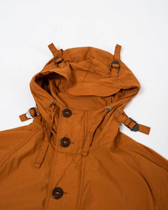 Foul Weather Parka Orange Nylon Washer - Meadow of Malmö